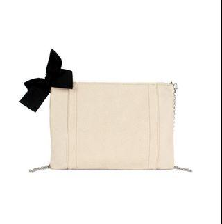 ORIGINAL BRANDED - PARFOIS RIBBONY SLING BAG WANITA