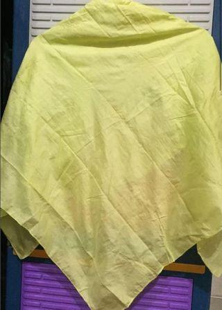 kerudung segiempat hijab jilbab square scarf satin motif dan polos murah harga per pc