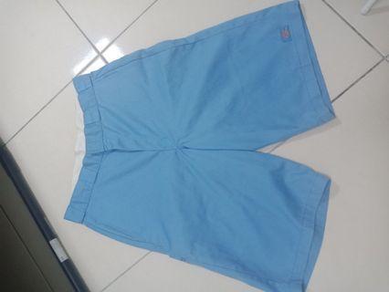 dickies 藍 短褲 工裝褲 32 九成新 正品