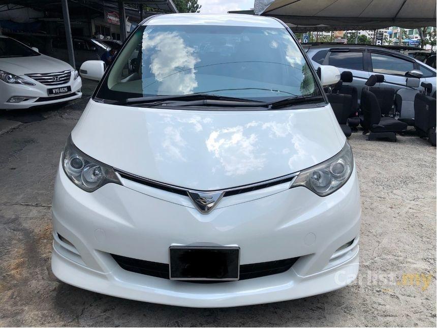 2007/2011 Toyota Estima 2.4 Aeras (A) Reg Aug 2011 One Owner 7 seat 2 power door         http://wasap.my/601110315793/Estima20072011