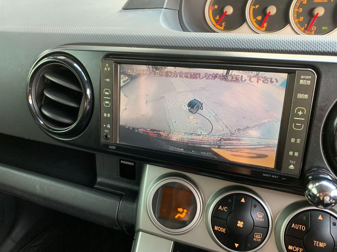 2007 Toyota Rumion 1.5