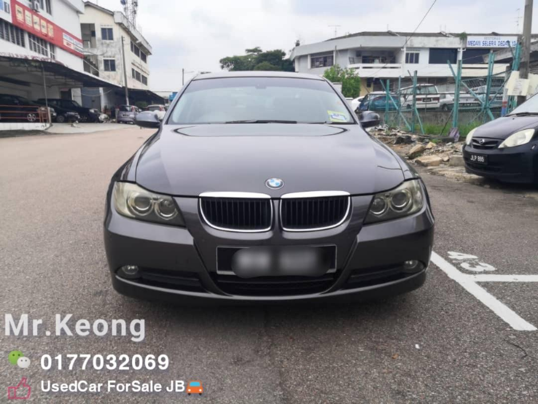 2008TH🚘BMW320I 2.0AT E90 Cash💰OfferPrice Rm31,800 Only‼️Lowest Price inTown‼️Call📲KeongForMore‼🤗