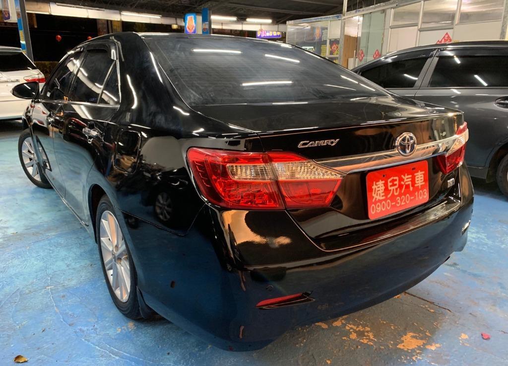 正2012年 新款Toyota Camry Hybrid 2.5油電車  只賣您33.8萬