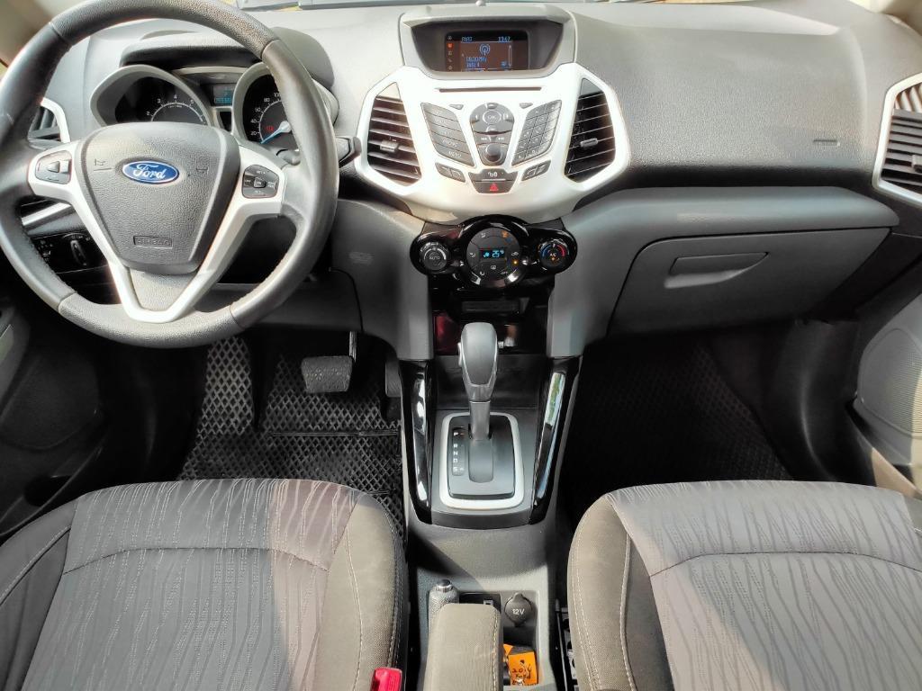 《鑫宏車業》2014年福特艾可1.5,I-key、6安、恆溫、ABS、定速....歡迎預約來店賞車