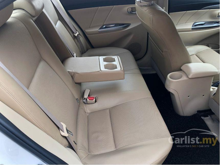 2014 Toyota Vios 1.5 G (A) One Owner GX Bodykit Leather Seat         http://wasap.my/601110315793/Vios2014