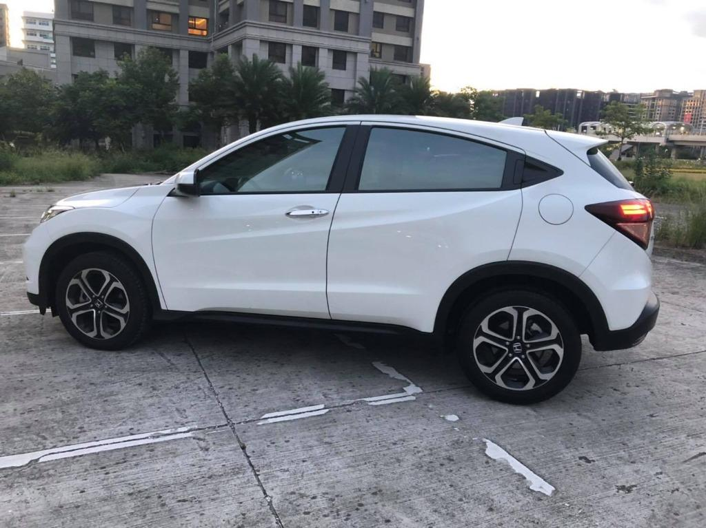 2018 自售 honda HRV-S