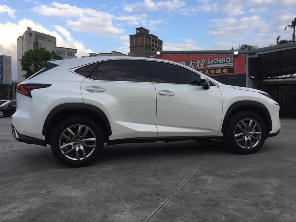 2018 NX200 豪華天窗版 新車169萬