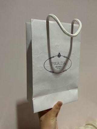 Prada Paperbag
