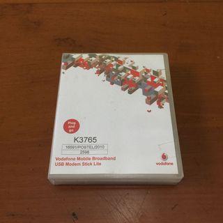 🕹USB Modem Vodafone K3765