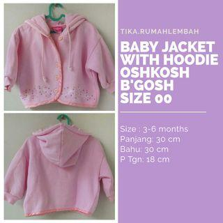 Baby Jacket Oshkosh B'gosh