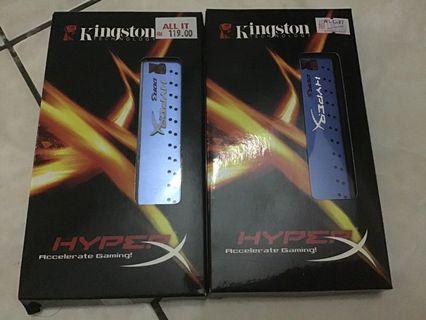 Hyper X 4gb x 2