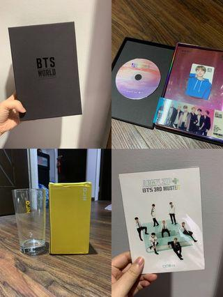 BTS Official MD Clearance