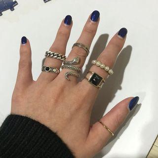 戒指/髮夾