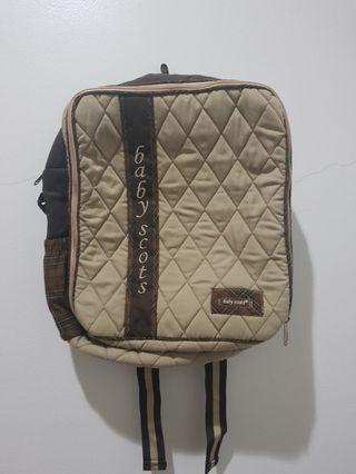 Baby Scots Brown Bag