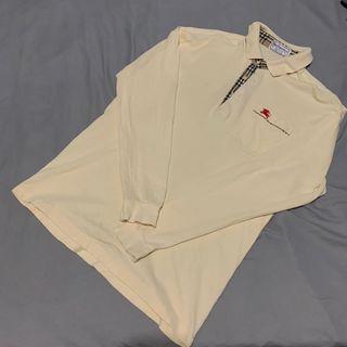 Burberrys polo shirts vintage