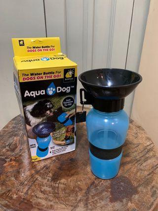 AQUA DOG Squeeze Water Bottle