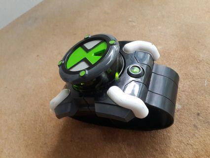 Ben 10 omnitrix fx watch