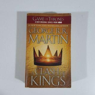A Clash of Kings (A Song of Ice and Fire #2) by George R.R. Martin