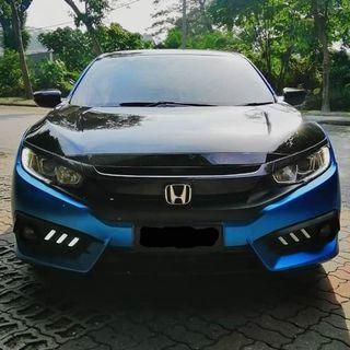 HONDA CIVIC FC 1.5 TCP TURBO YEAR 2016