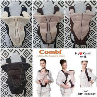 Preloved Combi Baby Carrier