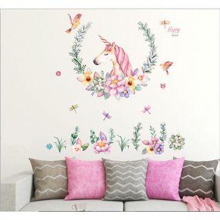 Wall Sticker Unicorn