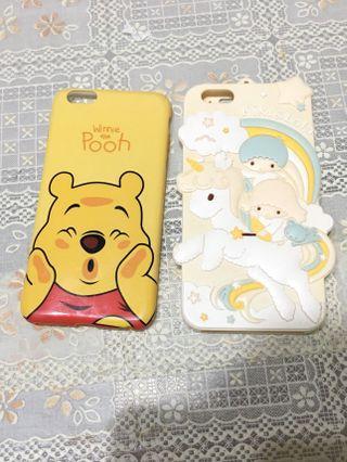 雙子星 honey bear 🐻 iPhone 6 plus 手機殼
