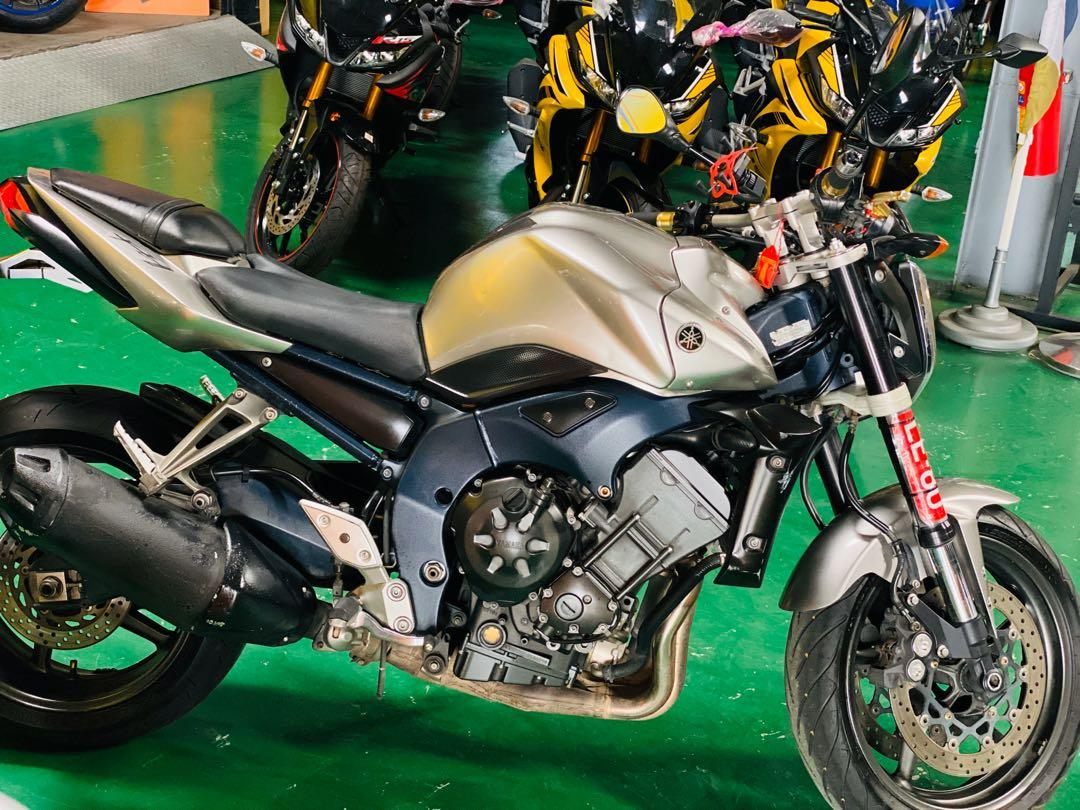 出售 2006 Yamaha fz1n重機販售 紅牌重機