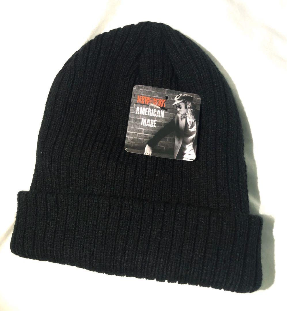 包平郵   🇺🇸 New York Hat Co. Old School Beanie