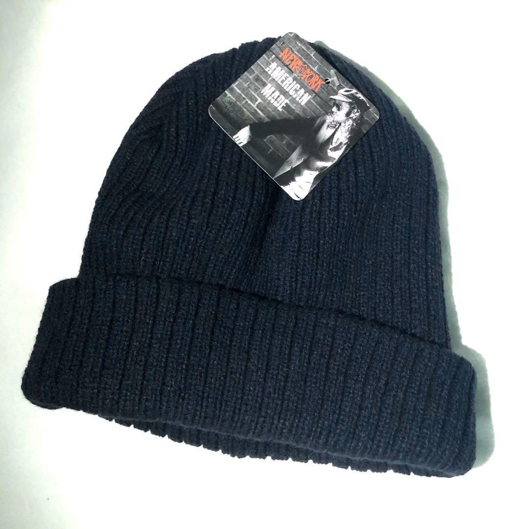 包平郵 | 🇺🇸 New York Hat Co. Old School Beanie