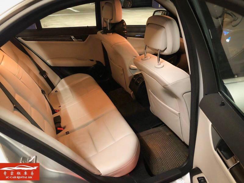 [青雲租車易] M-Benz C200K