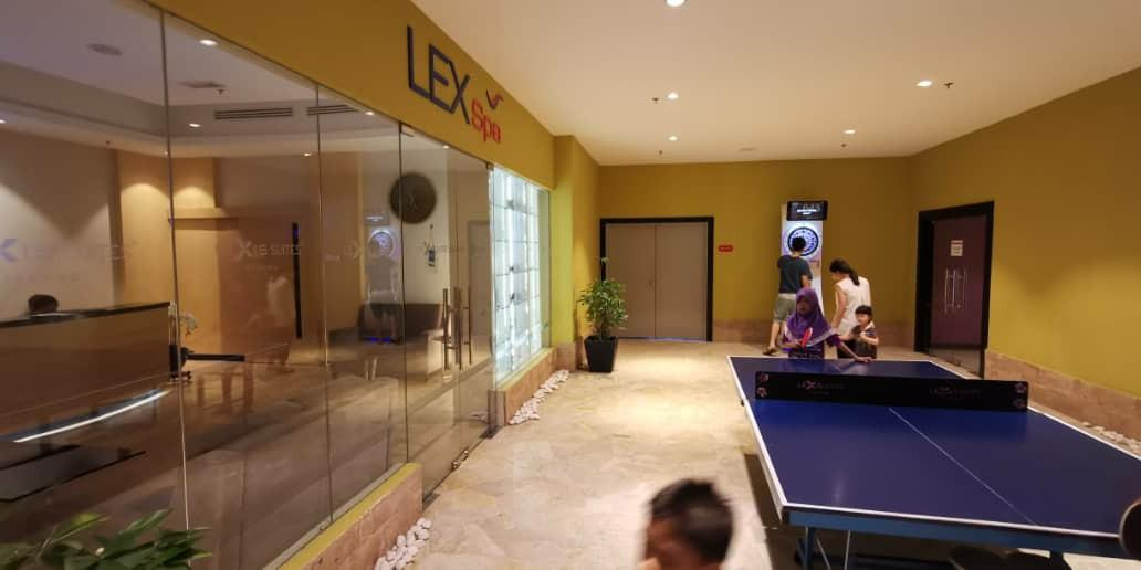檳城海景酒店房  Lexis Penang hotel room @ Malaysia Penang