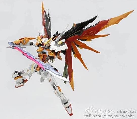 絕版品 龍桃子(NOT BANDAI) MG 1/100 Heine DESTINY 海涅 命運鋼彈 鋼彈SEED