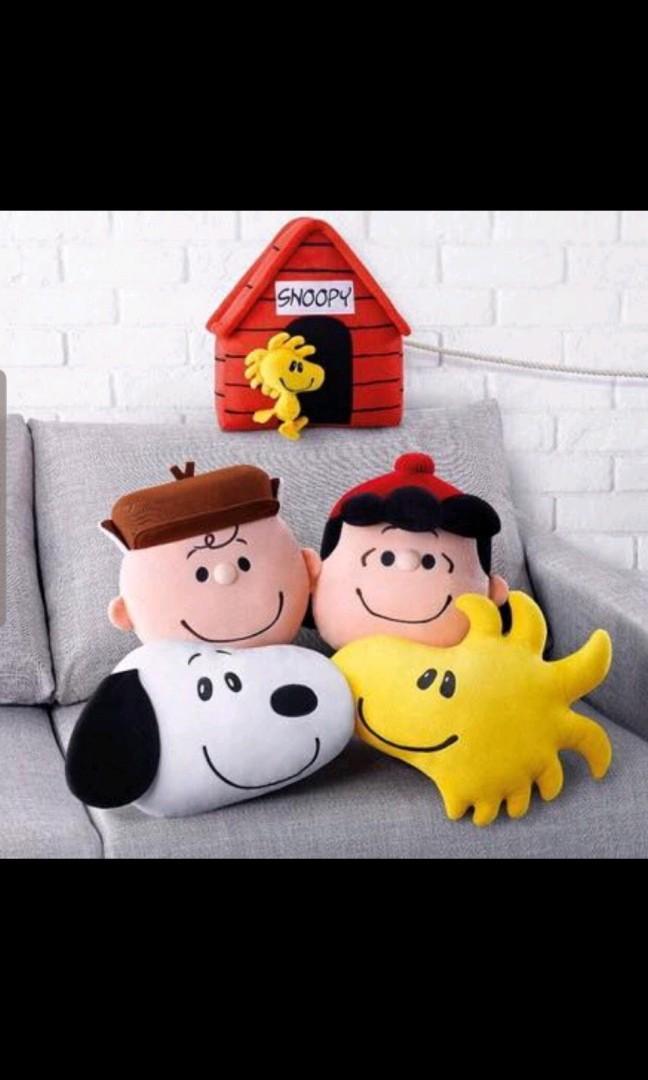 麥當勞 Snoopy 公仔套裝
