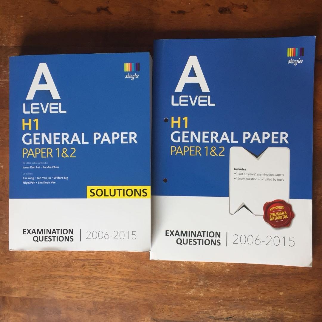 (NEW) A Level TYS