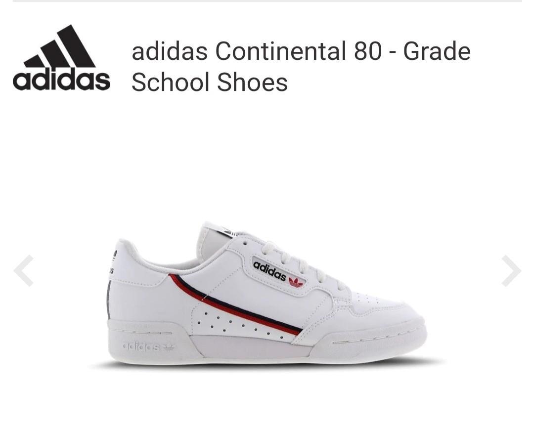 Adidas Continental 80, Women's Fashion