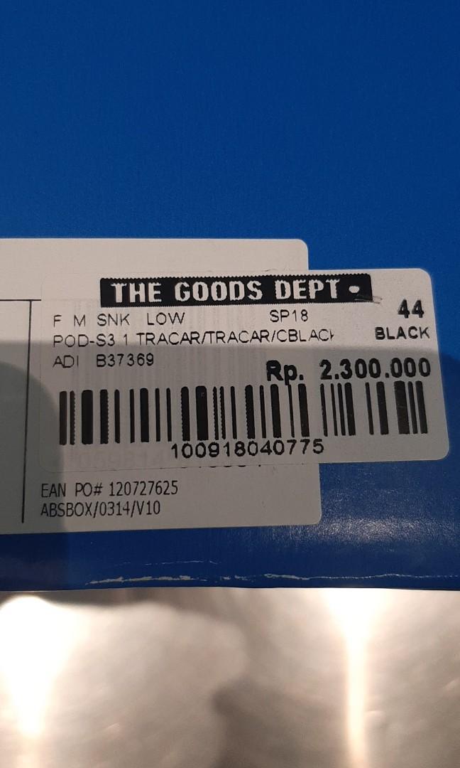 Adidas POD S 3.1