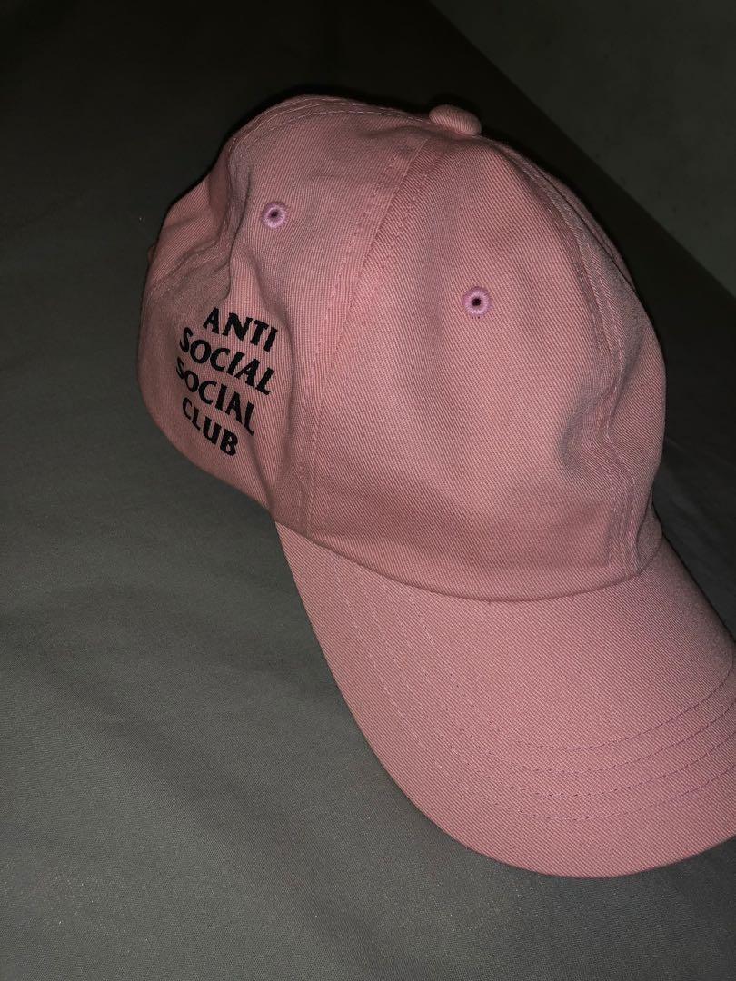 Anti Social Social Club - Baseball cap