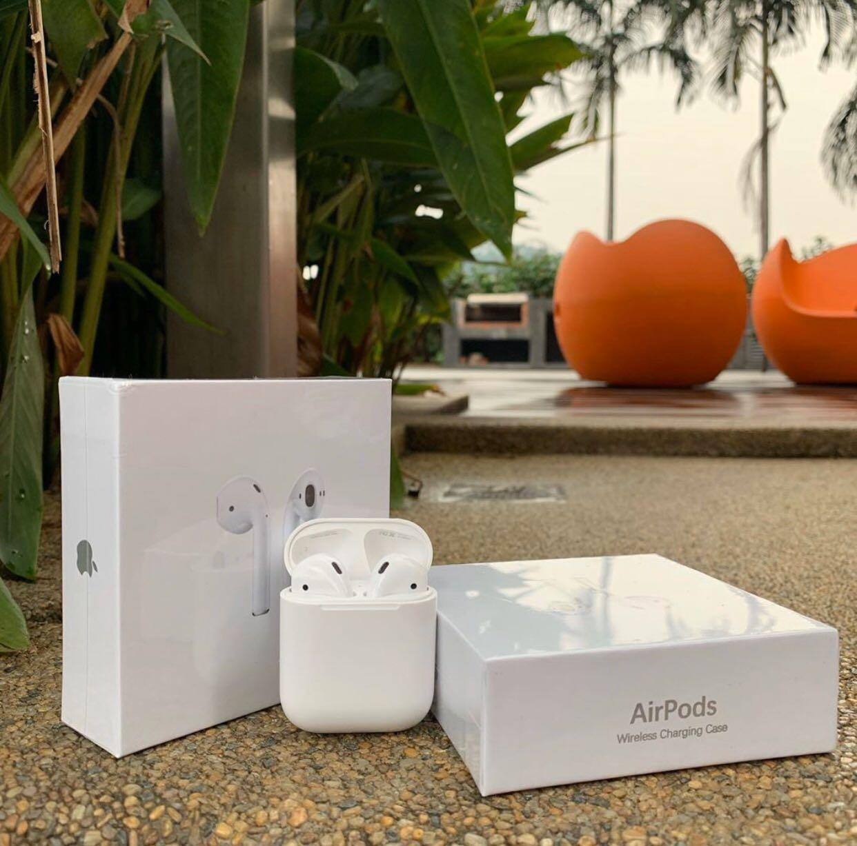Apple Airpod Version 2 (HIGH GRADE COPY 1:1) Price Reduce From RM250 To RM150