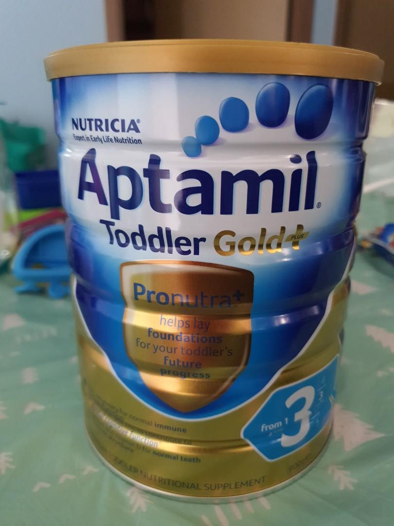 Aptamil Gold+ 900g Stage 3