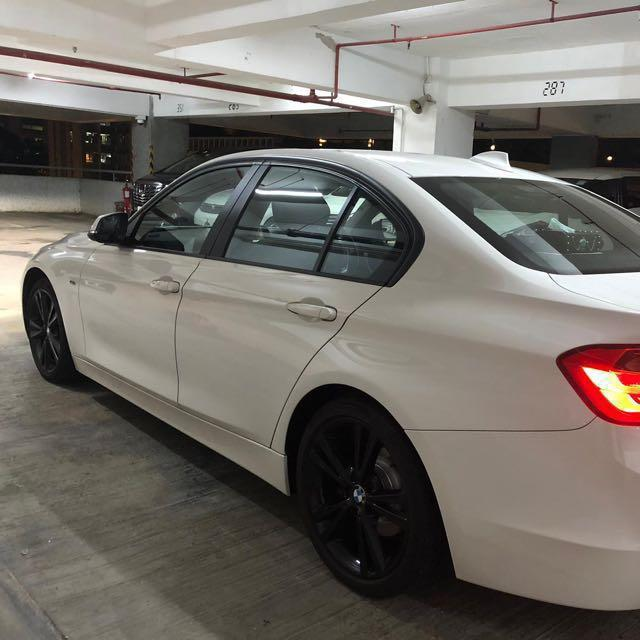 BMW 320d (1995cc) 2015