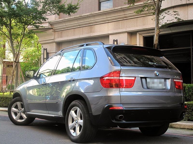 BMW X5 頂級運動休旅車 汽油 柴油 兩台 一手車 總代理 僅跑8萬多公里 四輪傳動