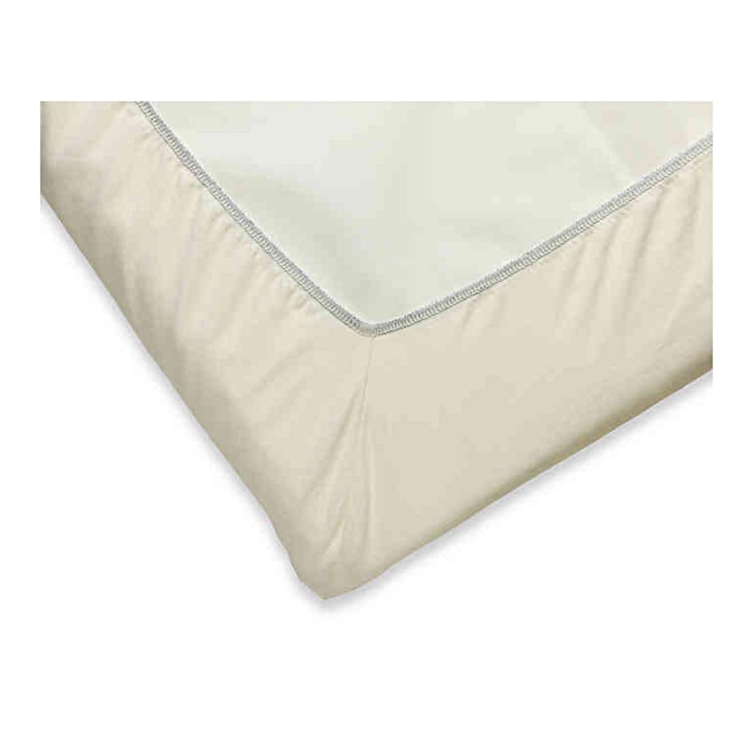 BNIP BABYBJORN fitted sheet for travel cot/crib light
