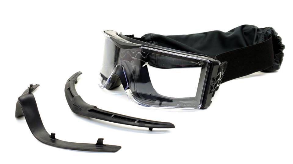 法國Bolle 軍事級防鋼珠護目鏡 X810