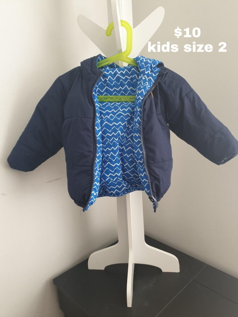 Boy's winter jacket