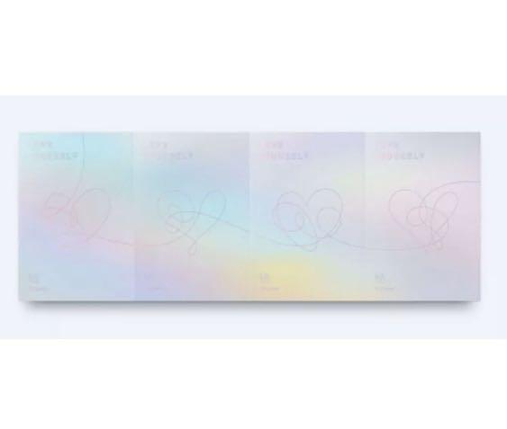 BTS [LOVE YOURSELF 結 'ANSWER'] Repackage Album - Photo Book + Photo Card + Sticker - Officially Sealed With Original Contents