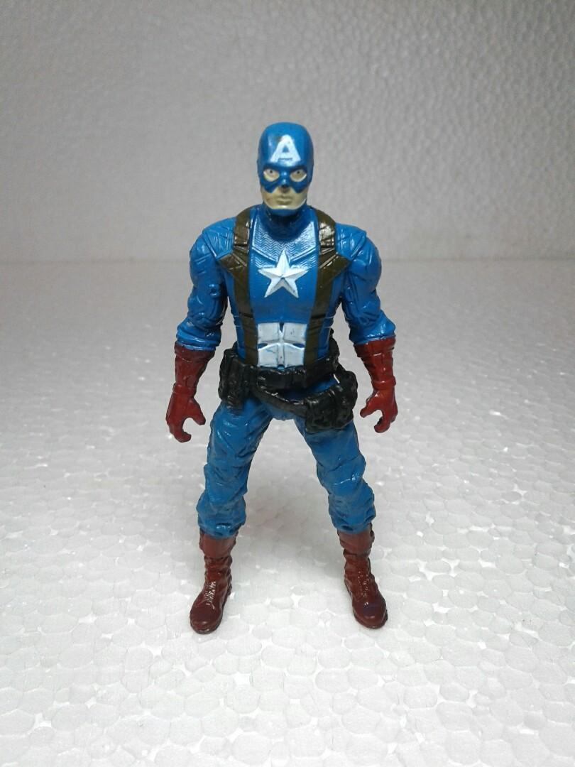 Captain America & Ironman