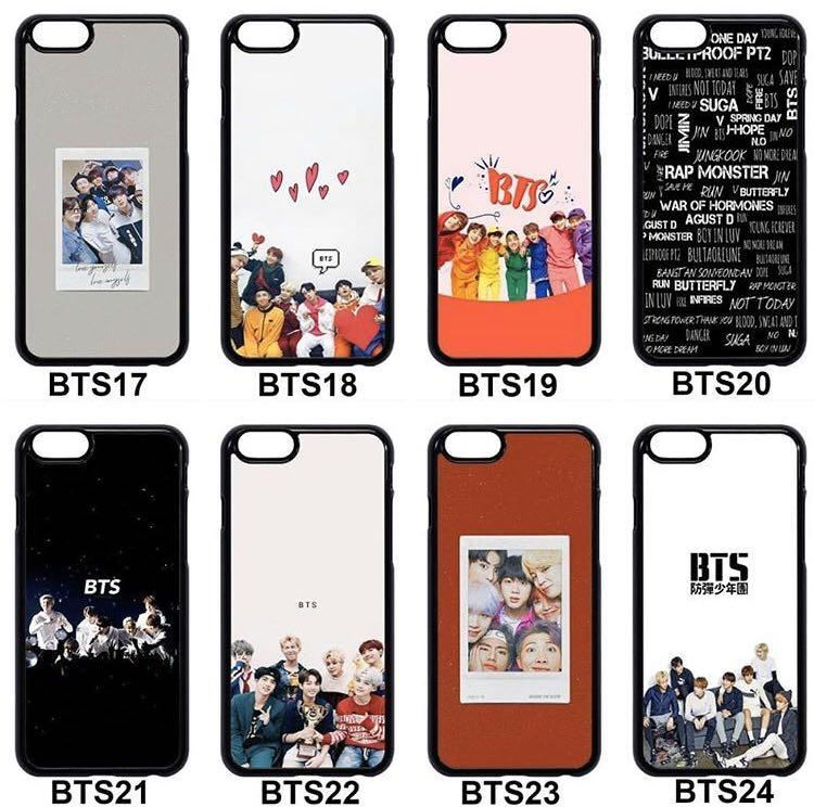 ✖️CASINGS✖️BTS Phone Cases