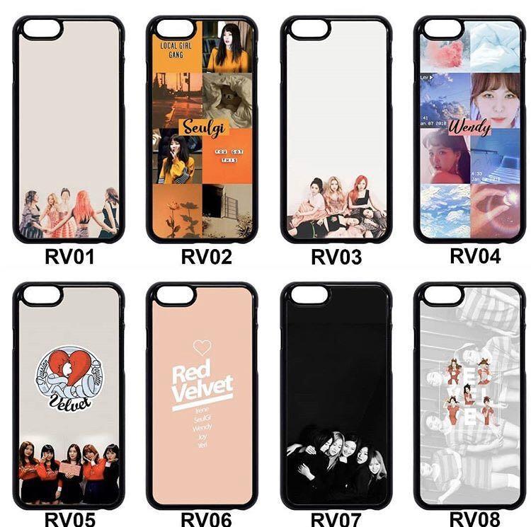 ✖️CASINGS✖️Red Velvet Phone Cases