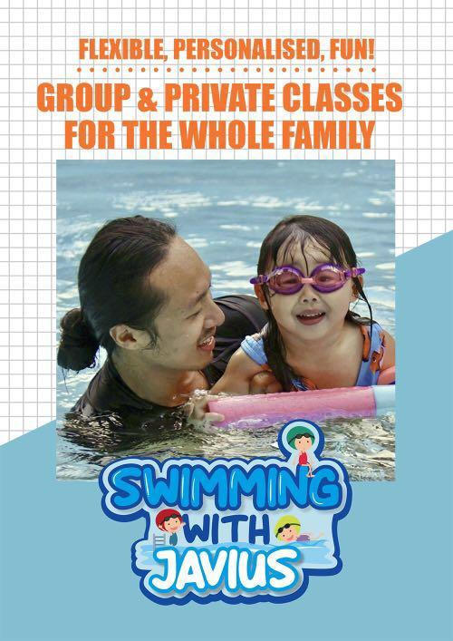 Child Centered Swimming lesson