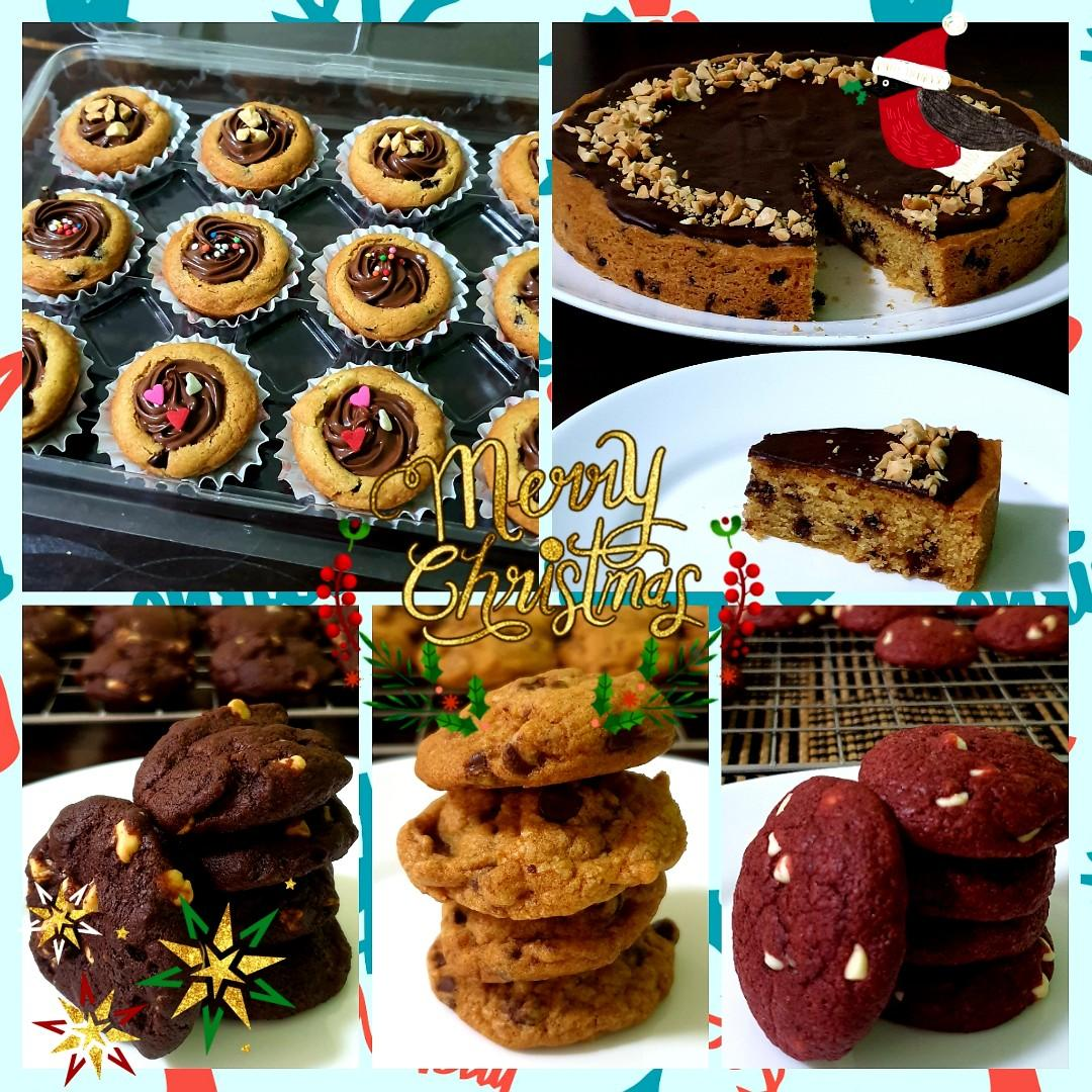Cookie, Nutella Pods, Giant Cookie Cake